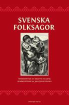 Omslagsbild för Svenska folksagor