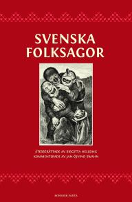 Cover for Svenska folksagor