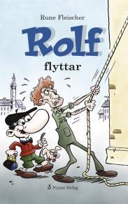 Omslagsbild för Rolf flyttar