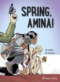 Cover for Spring, Amina!