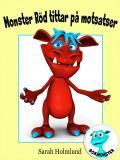 Omslagsbild för Monster Röd tittar på motsatser