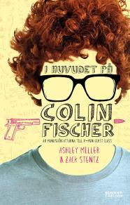 Omslagsbild för I huvudet på Colin Fischer