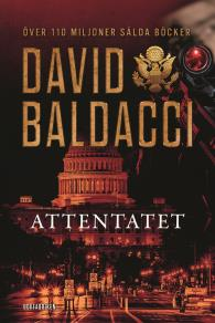 Cover for Attentatet