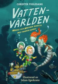 Cover for Vattenvärlden