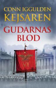 Omslagsbild för Gudarnas blod : Kejsaren V