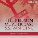 Bokomslag för The Benson Murder Case