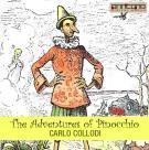 Omslagsbild för Pinocchio