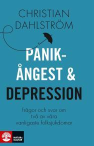Omslagsbild för Panikångest och depression : frågor och svar om två av våra vanligaste folksjukdomar