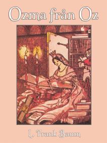 Cover for Ozma från Oz