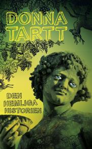 Cover for Den hemliga historien