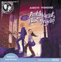 Cover for Antikvariat Blå Spegeln