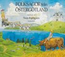 Omslagsbild för Folksagor från Östergötland