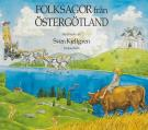 Cover for Folksagor från Östergötland