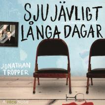 Cover for Sju jävligt långa dagar