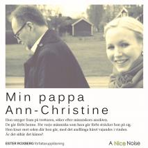 Cover for Min pappa Ann-Christine
