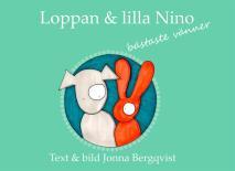 Omslagsbild för Loppan och lilla Nino - bästaste vänner
