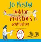 Bokomslag för Doktor Proktors pruttpulver