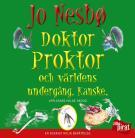 Bokomslag för Doktor Proktor och världens undergång. Kanske.