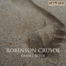 Omslagsbild för Robinson Crusoe