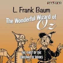 Omslagsbild för The Wonderful Wizard of Oz