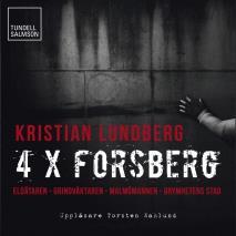 Omslagsbild för 4 x Forsberg