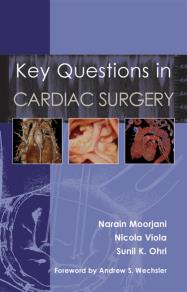 Omslagsbild för Key Questions in Cardiac Surgery