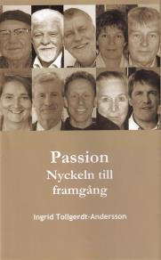 Omslagsbild för Passion - Nyckeln till framgång