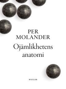 Cover for Ojämlikhetens anatomi