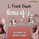 Omslagsbild för Ozma of Oz