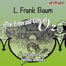 Omslagsbild för The Emerald City of Oz