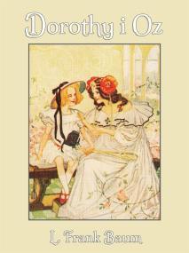 Cover for Dorothy i Oz