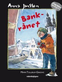 Omslagsbild för Bankrånet