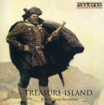 Omslagsbild för Treasure Island
