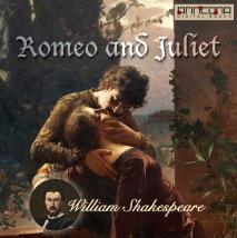 Omslagsbild för Romeo and Juliet