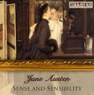 Omslagsbild för Sense and Sensibility