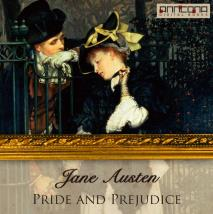 Omslagsbild för Pride and Prejudice
