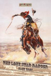 Cover for The Lone Star Ranger