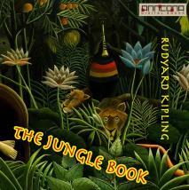 Omslagsbild för The Jungle Book