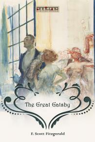 Omslagsbild för The Great Gatsby
