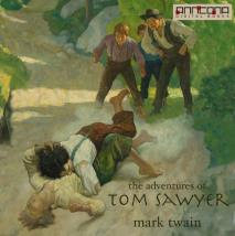 Cover for The Adventures of Tom Sawyer