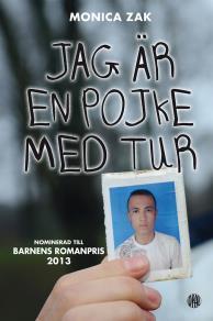 Cover for Jag är en pojke med tur