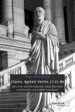 Cover for Cicero, Against Verres, 2.1.53-86: Latin Text with Introduction, Study Questions, Commentary and English Translation