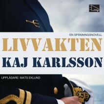 Cover for Livvakten