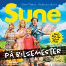 Cover for Sune på bilsemester