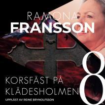 Cover for Korsfäst på Klädesholmen