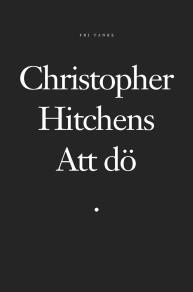Cover for Att dö