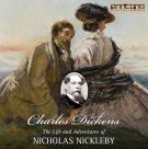 Omslagsbild för The Life and Adventures of Nicholas Nickleby
