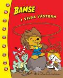 Omslagsbild för Bamse i Vilda Västern