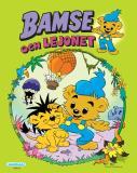 Omslagsbild för Bamse och Lejonet