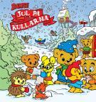Bokomslag för Bamse och jul på kullarna